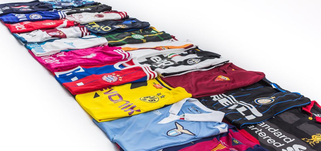 Het voetbalshirt: een compleet mode-item